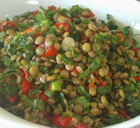 yesil-mercimek-salatasi-tarifi